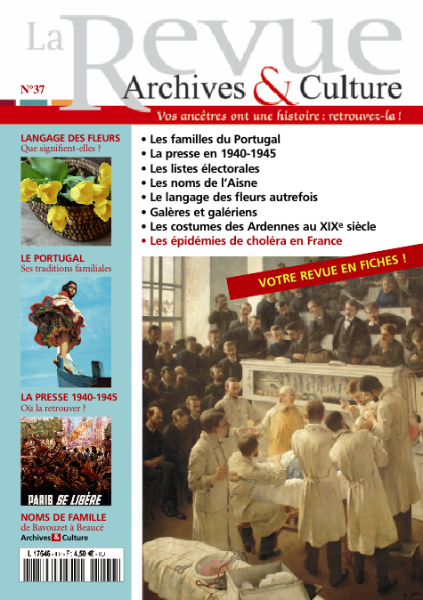 Archives et Culture n°37