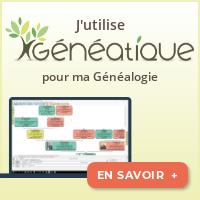 Logiciel de généalogie Généatique