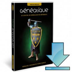 Généatique 2021 Prestige en...
