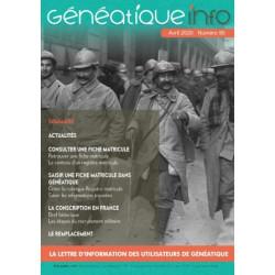 Généatique Info n° 90 en...