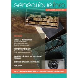 Généatique Info n° 89 en...