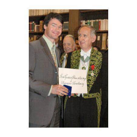 remise du prix Chaix d'Est Ange 2005