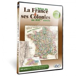 Atlas de france et des...