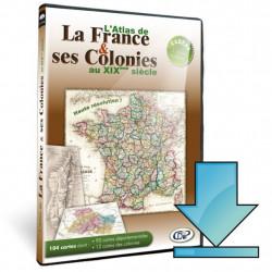 Atlas de France et ses...