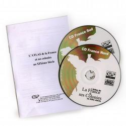CDs de sauvegarde Atlas de...