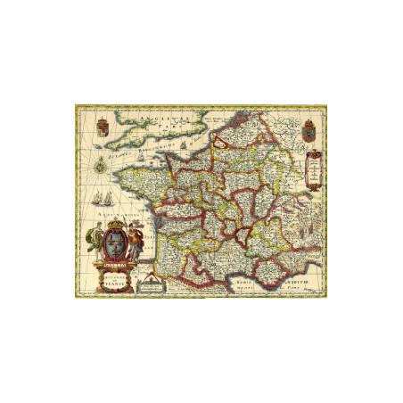 carte de France