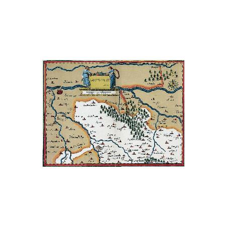 carte du Saumurois